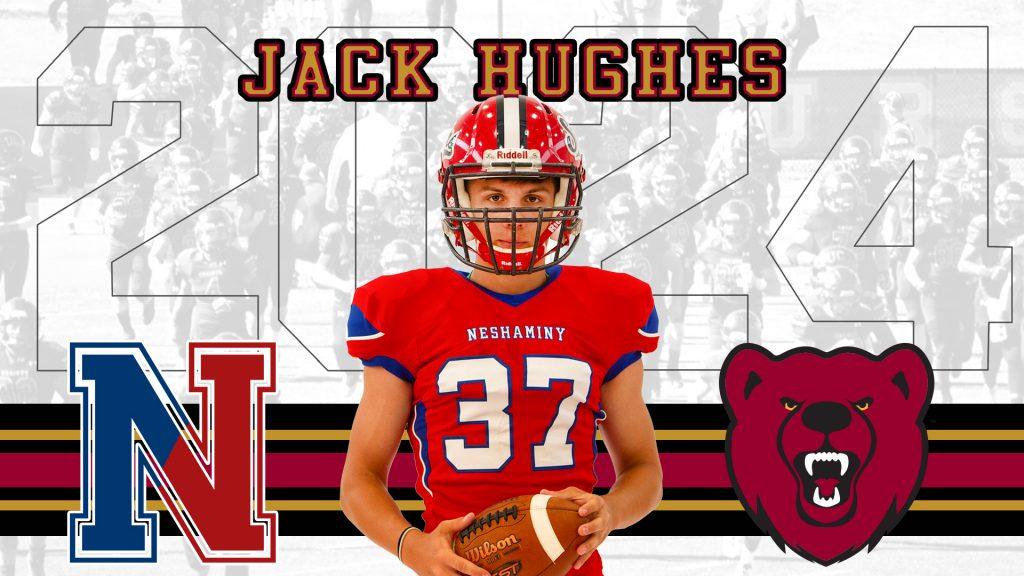 Class of 2020 Jack Hughes Ursinus