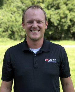 2021 Athletic Trainer Justin Lewis 225X275