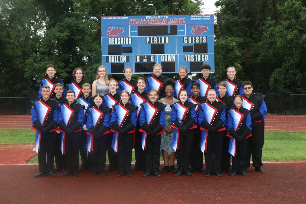 2021 Band Seniors