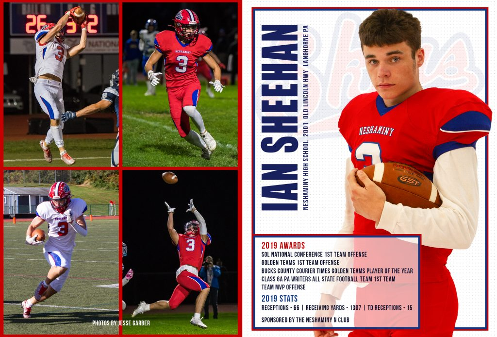 Big 33_2020 Half Page Color Ad Neshaminy HS_Ian Sheehan 3