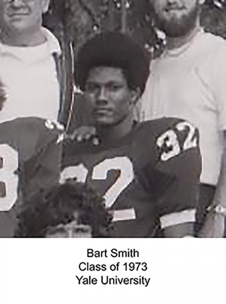 Class of 1973 Bart Smith Yale University