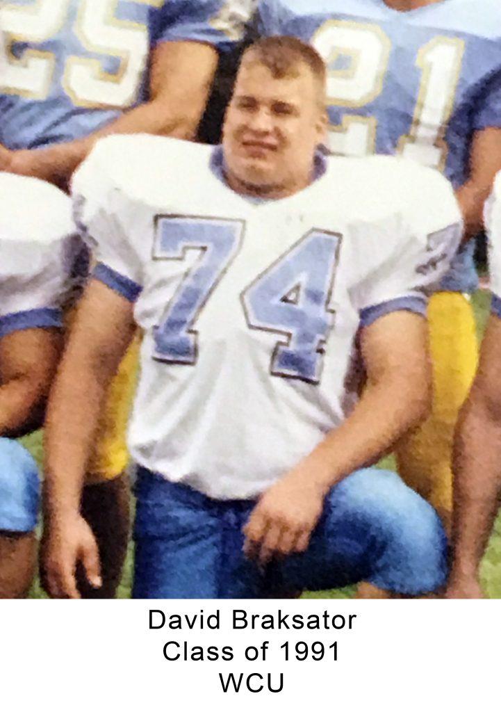 Class of 1990 Dave Braksator 3