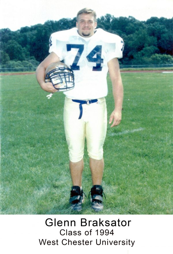 Class of 1990 Glenn Braksator WCU