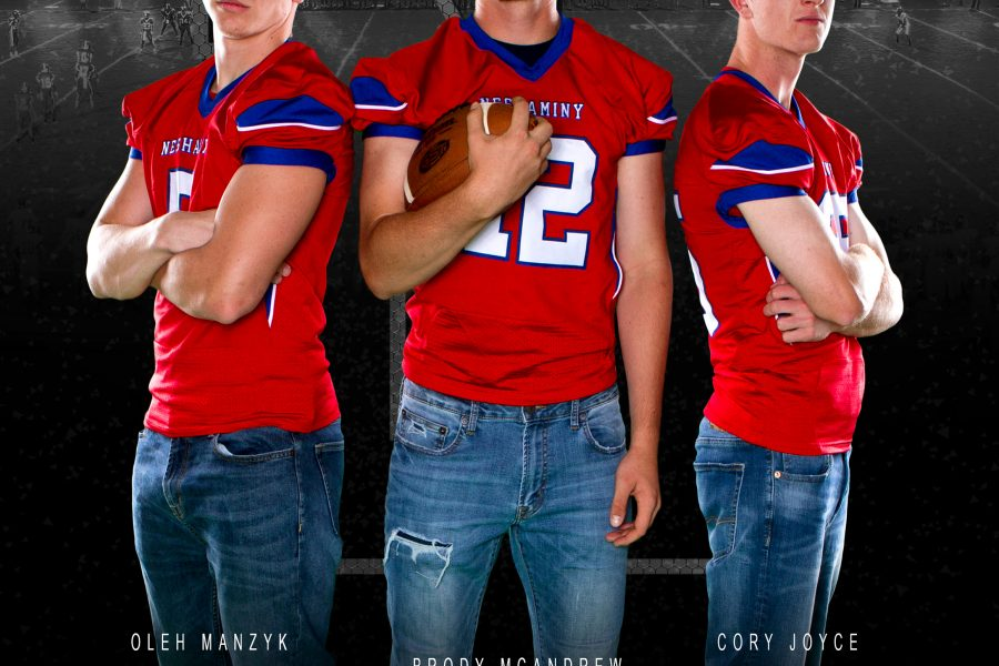 2018 Cover - Oleh Manzyk, Brody McAndrew and Cory Joyce -Photo by RMD Creative Design