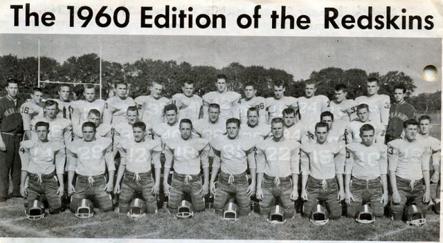 Great Moment 27 - 1960 team photo