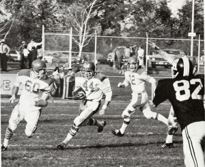 Great Moment 30 - 1975 Jamie Meier with ball