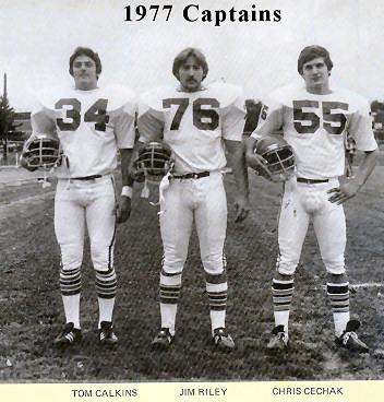 Great Moment 31 - 1977 team captains_sml