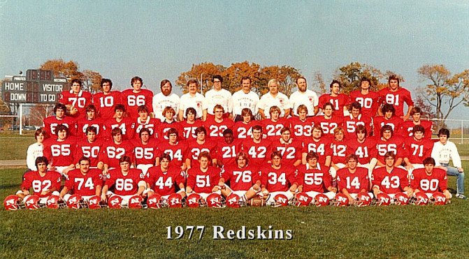 Great Moment 31 - 1977 team photo_sml