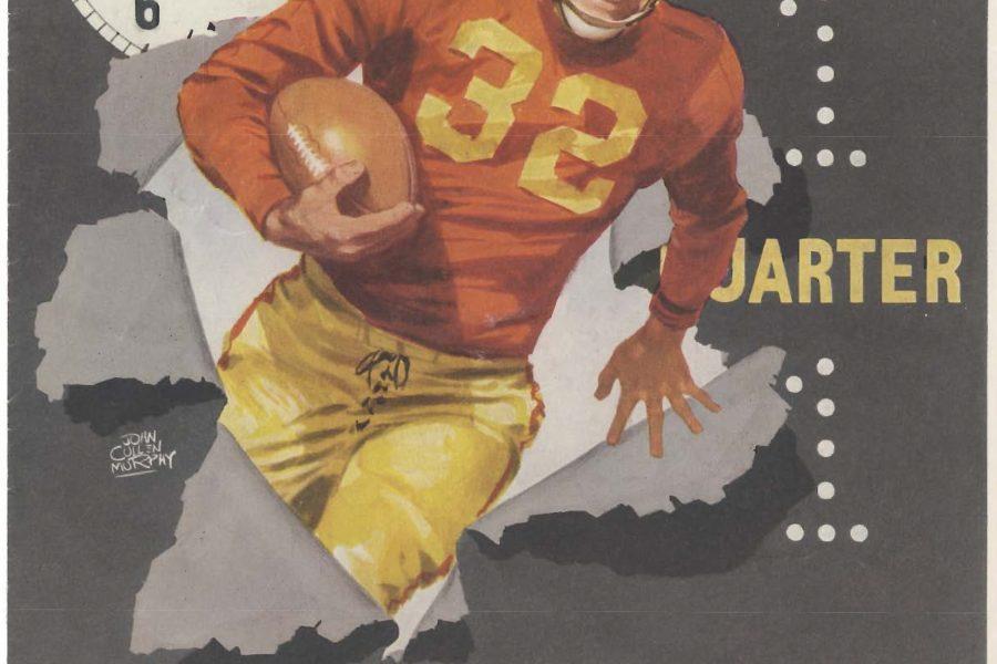 1950-11-4 Cover Neshaminy Vs Southampton