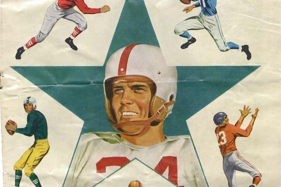 1956-11-2 Cover Neshaminy Vs Delhaas