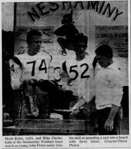 The_Bristol_Daily_Courier_Fri__May_17__1963_Mark Kelso and Mike Clarke Elementary School Carnival