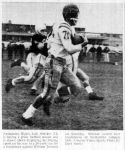 The_Bristol_Daily_Courier_Mon__Nov_7__1960_Jack Stricker Wm Tennent game
